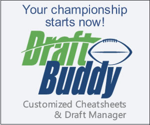 Draft Buddy - Fantasy Football excel draft spreadsheet